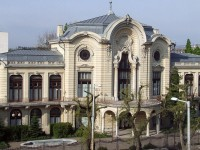 Stefánia palota